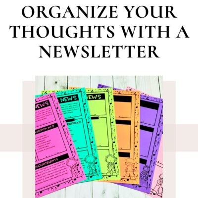 Spread the Word and Streamline Communication with a Studio Newsletter
