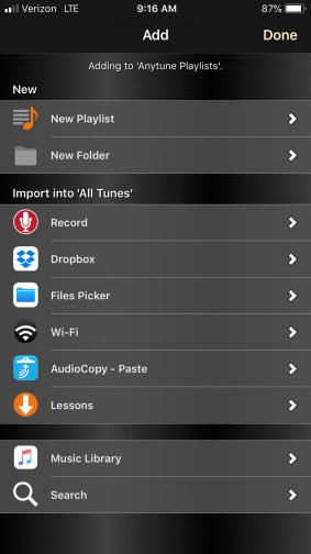 AnyTune Pro app tutorial