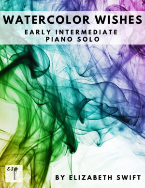 Watercolor Wishes Early Intermediate Solo