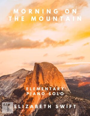 Morning on the Mountain Elementary Solo
