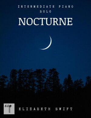 Nocturne: An Intermediate Romantic Style Solo