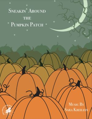 Sneakin' Around the Pumpkin Patch ~ Late Elementary Solo