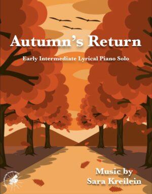 Autumn's Return ~ Early Intermediate Solo