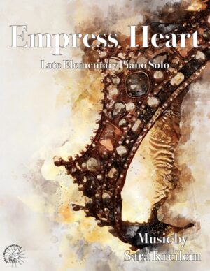 Empress Heart ~ Late Elementary Solo