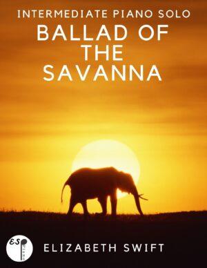 Ballad of the Savanna Intermediate Solo