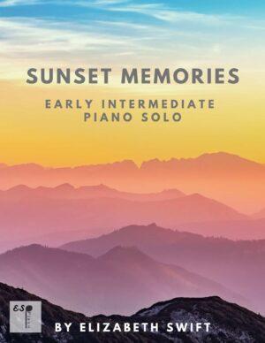 Sunset Memories Early Intermediate Solo