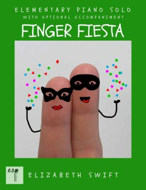 Finger Fiesta Elementary Solo with Optional Accompaniment
