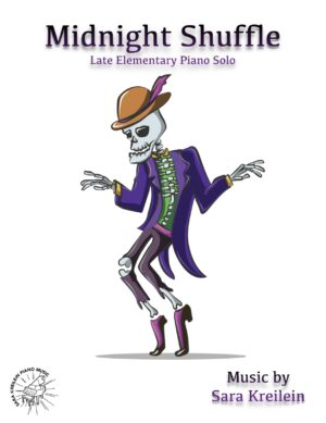 Midnight Shuffle ~ Late Elementary Solo