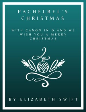 Pachelbel's Christmas Intermediate Piano Solo
