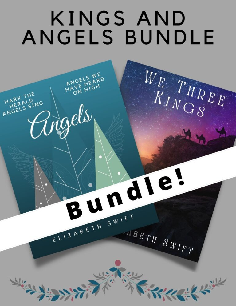 Kings and Angels Bundle Cover